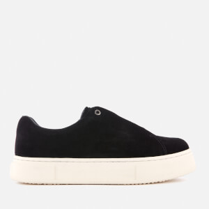 Eytys Men's Doja Suede Trainers - Black