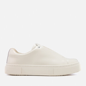 Eytys Men's Doja Leather Trainers - White