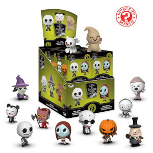 Funko Nightmare Before Christmas Mystery Minis x 1
