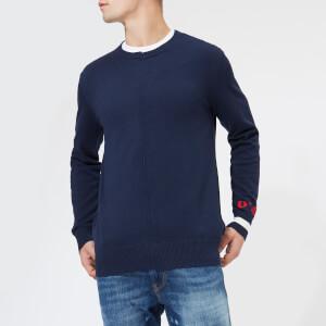 Diesel Men's K-Top Sweatshirt - Blue