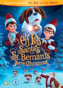 Elf Pets: Santas St Bernards Save Christmas