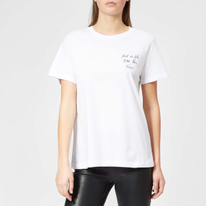 Gestuz Women's Arts T-Shirt - White