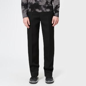 Helmut Lang Men's Wide Leg Trousers - Black