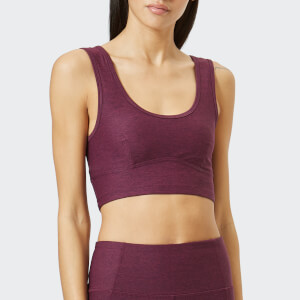Varley Women's Carson Crop Top - Potent Purple