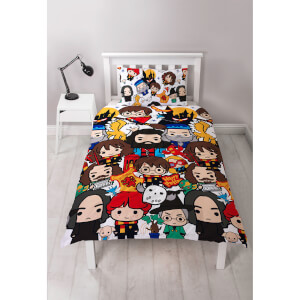 Harry Potter Charm Duvet Set
