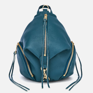 Rebecca Minkoff Women's Medium Julian Backpack - Sapphire
