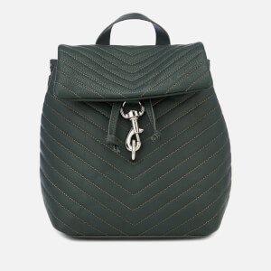 Rebecca Minkoff Women's Edie Flap Backpack - Pine