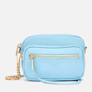 Rebecca Minkoff Women's Solstice Camera Bag - Sky Blue