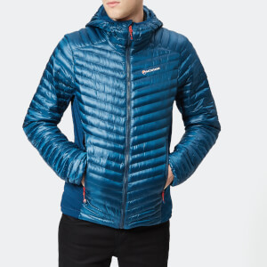 Montane Men's Icarus Flight Jacket - Narwhal Blue