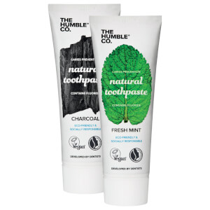 Humble Brush Co.Humble Natural Toothpaste Charcoal / Fresh Mint
