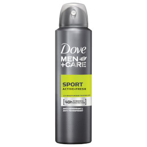 Dove MEN+CARE Sport Active + Fresh Anti-Transpirant Spray