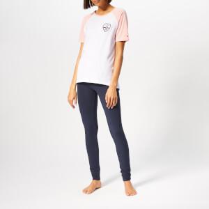 Tommy Hilfiger Women's Pyjama Leggings Set - White
