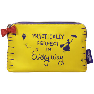 Mary Poppins Cosmetic Bag - Practically Perfect