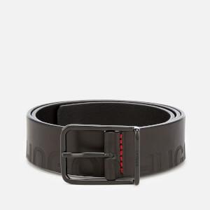 HUGO Men's Gal-L Belt - Black