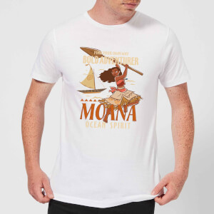 Moana Find Your Own Way Men's T-Shirt - White