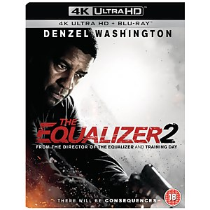 The Equalizer 2 - 4K Ultra HD