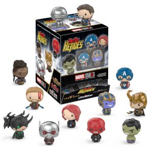 Figura Mystery Mini Funko Marvel MS 10 x1