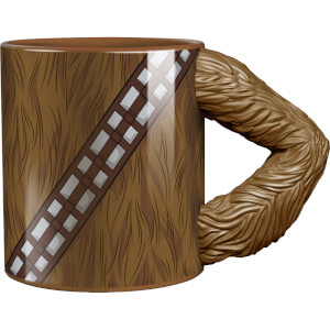 Meta Merch Star Wars Chewbacca Tasse mit Henkel in Armform