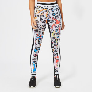 NO KA'OI Women's Leopaki Kalia Leggings - Print Multicolour