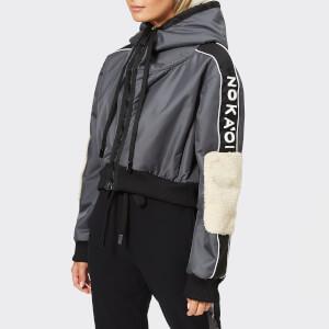 NO KA'OI Women's Lauoho Cropped Jacket - Multicolour