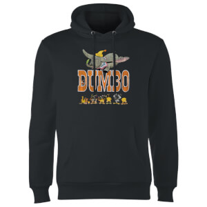 Dumbo The One The Only Hoodie - Black