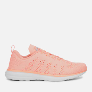 Athletic Propulsion Labs Women's TechLoom Pro Trainers - Salmon/Wind Chime