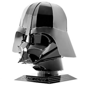Metal Earth Star Wars Darth Vader Helmet 3D Metal Model Kit