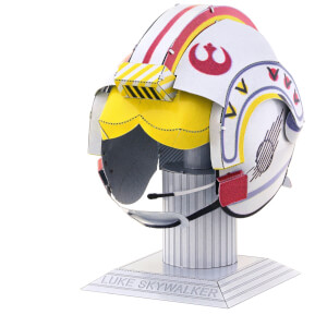 Metal Earth Star Wars Luke Skywalker Helmet 3D Metal Model Kit