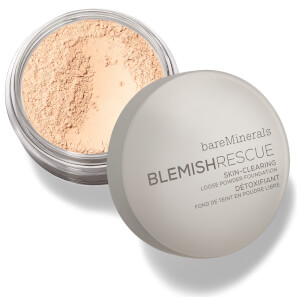 bareMinerals Blemish Rescue Skin-Clearing Loose Powder Foundation 6 g (olika nyanser)