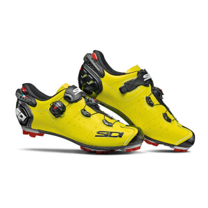 Sidi Drako 2 SRS MTB Shoes - Yellow Fluo/Black