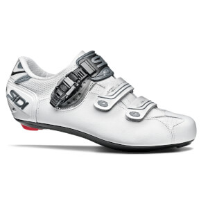 Sidi Genius 7 Mega Road Shoes - Shadow White