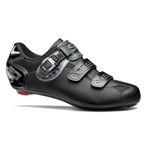 Sidi Genius 7 Mega Road Shoes - Shadow Black