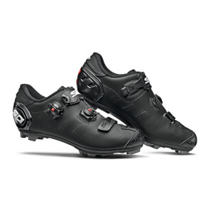 Sidi Dragon 5 SRS Matt MTB Shoes - Matt Black