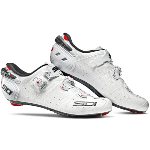 Sidi Wire 2 Carbon Road Shoes - White/White