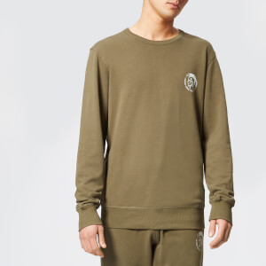 Diesel Men's Willy Sweatshirt - Khaki