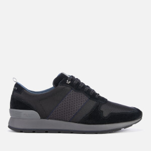 Ted Baker Men's Hebey Runner Style Trainers - Black
