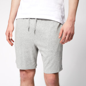 Calvin Klein Men's Sweat Shorts - Grey Heather