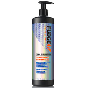 Fudge Cool Brunette Conditioner -hoitoaine 1000ml