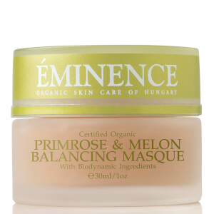 Eminence Primrose and Melon Balancing Masque 1oz