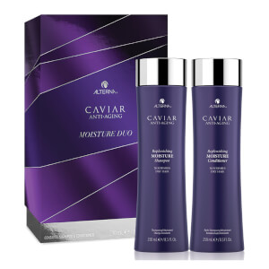 Alterna Haircare Caviar Anti-Aging Replenishing Moisture Duo Gift Set (Worth £63.00)
