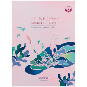 SHANGPREE Marine Jewel Nourishing Mask 30 ml (Σετ 5 τεμαχίων)