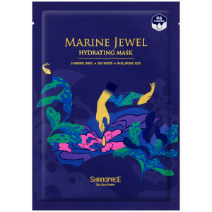 SHANGPREE Marine Jewel Hydrating Mask 30ml (Free Gift)
