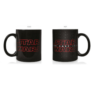 Star Wars: Episode VIII 20oz Heat Reveal Mug - The Last Jedi Logo