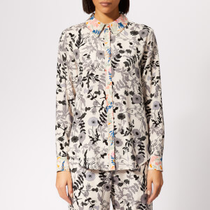 Stine Goya Women's Maxwell Shirt - Flowers Light