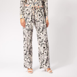 Stine Goya Women's Aileen Trousers - Flowers Light