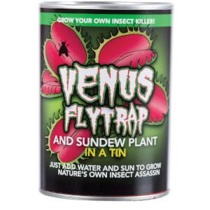 Wachsen Sie Ihre eigene Venusfliegenfalle