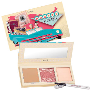 benefit 2018 Spring Prestige Set 1 - Pretty In The USA (Worth £87)