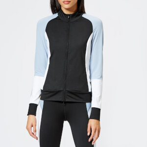 Monreal London Women's Featherweight Jacket - Black/Palma/White