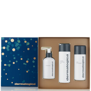 Dermalogica The Ultimate Cleanse and Glow Trio (Worth £121.74)