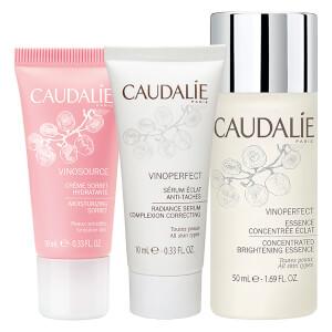 Caudalie Vinoperfect & Vinosource Radiant (Free Gift)